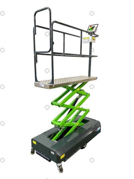 Pipe rail trolley Greenlift GLC3000