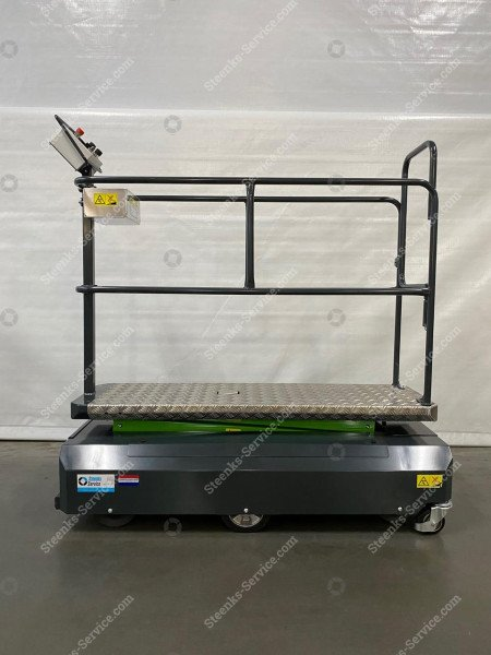 Pipe rail trolley Greenlift GLC3000 | Image 4