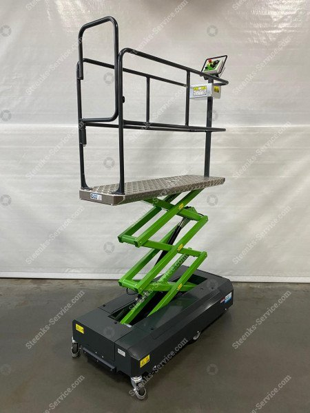 Pipe rail trolley Greenlift GLC3000 | Image 5