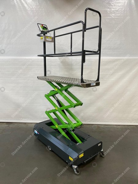 Pipe rail trolley Greenlift GLC3000 | Image 6