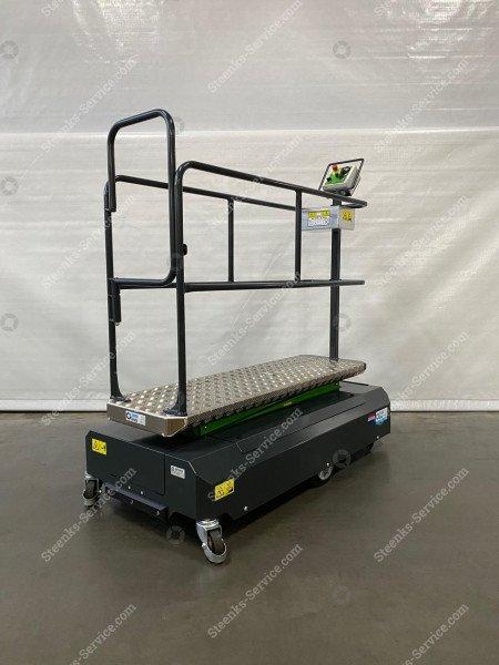 Rohrschienenwagen Greenlift GLC3000 | Bild 2