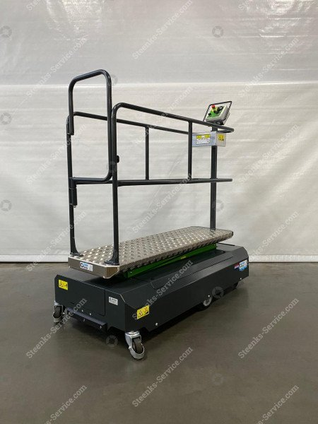 Rohrschienenwagen Greenlift GLC3000   Bild 2