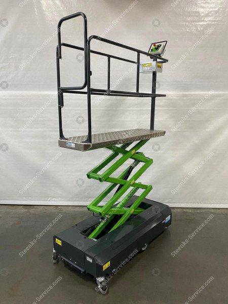Rohrschienenwagen Greenlift GLC3000 | Bild 5