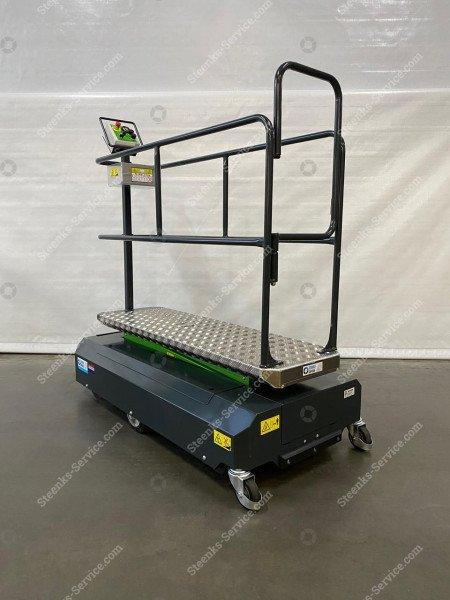Rohrschienenwagen Greenlift GLC3000   Bild 7