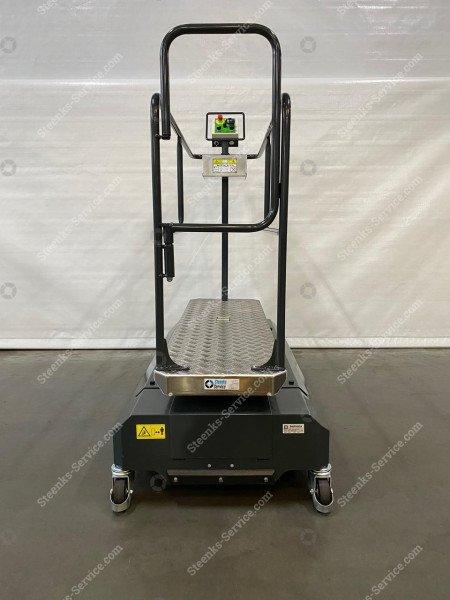 Rohrschienenwagen Greenlift GLC3000   Bild 8
