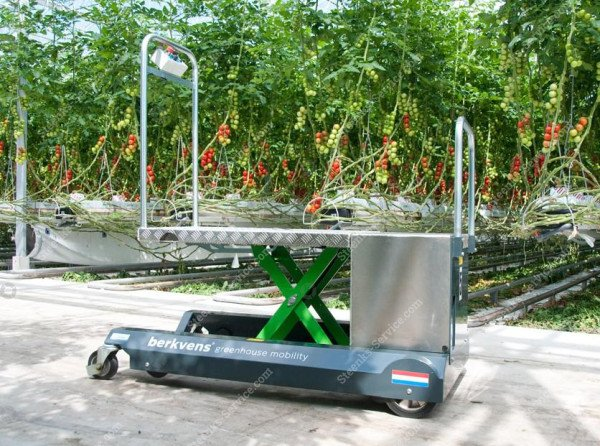 Bladplukwagen Greencart LPC
