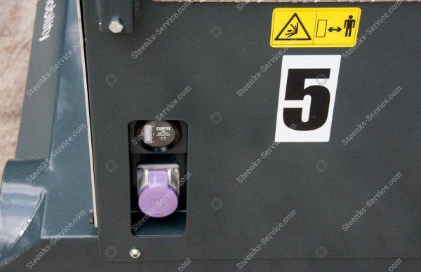 Bladplukwagen Greencart LPC   Afbeelding 5