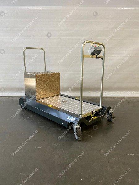 Bladplukwagen Greencart LPC | Afbeelding 8