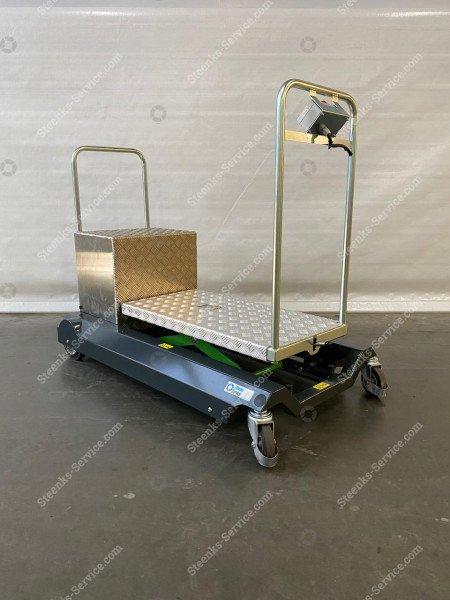 Bladplukwagen Greencart LPC | Afbeelding 9