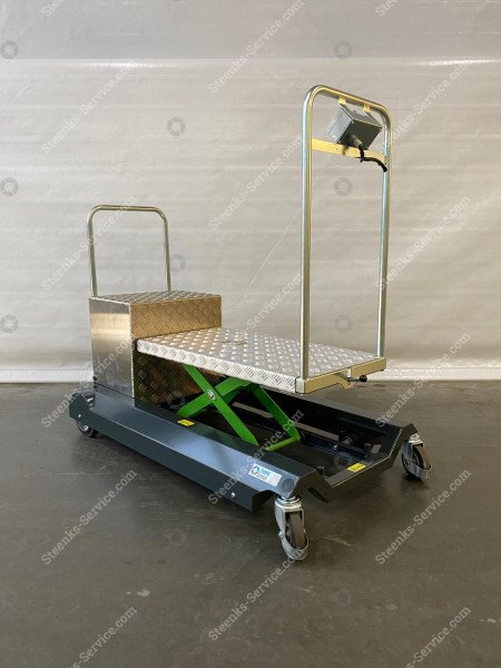 Bladplukwagen Greencart LPC | Afbeelding 10