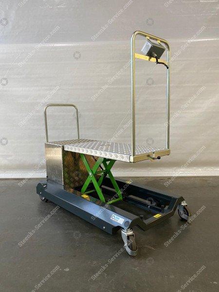 Bladplukwagen Greencart LPC | Afbeelding 11