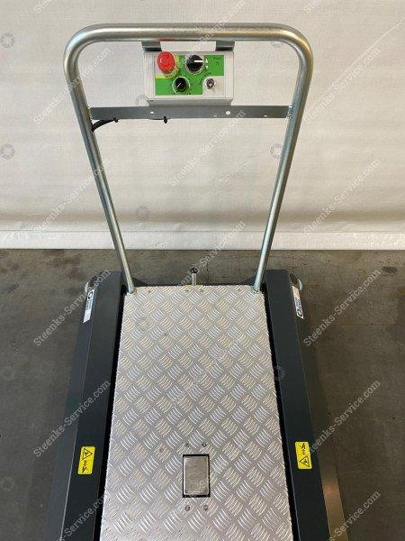 Bladplukwagen Greencart LPC | Afbeelding 14