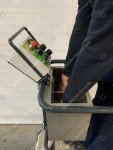 Dipcontainer / Sanitizer bin S.S.   Image 2