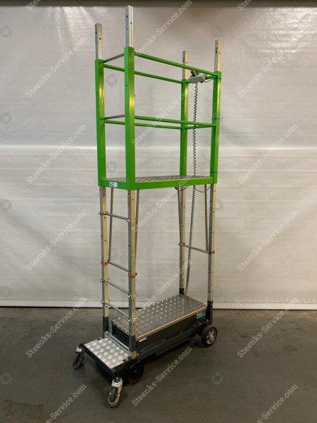 Buisrailwagen Greenlift GLE3000   Afbeelding 4