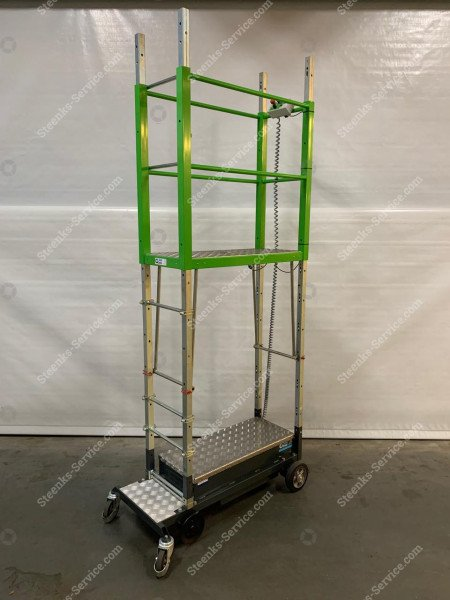 Pipe rail trolley Greenlift GLE3000 | Image 4
