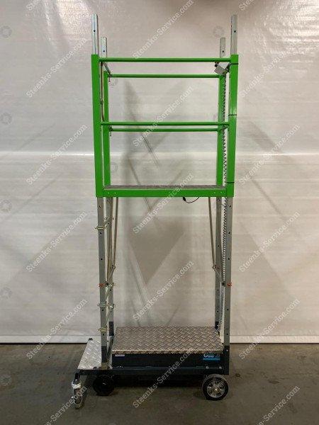 Rohrschienenwagen Greenlift GLE3000 | Bild 5