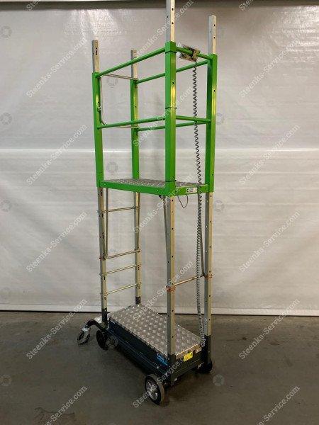 Rohrschienenwagen Greenlift GLE3000 | Bild 6