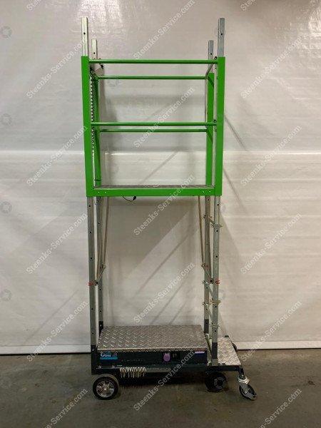 Rohrschienenwagen Greenlift GLE3000 | Bild 8