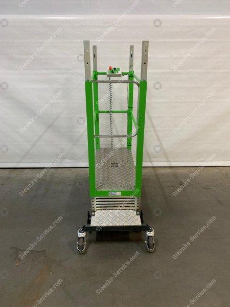 Rohrschienenwagen Greenlift GLE3000 | Bild 13