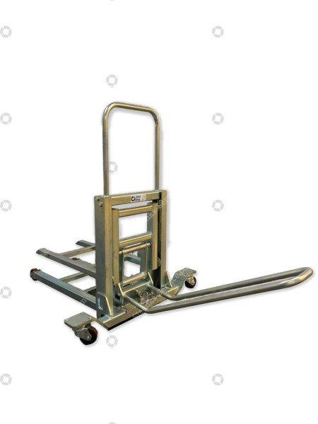 Deense kar Handlift