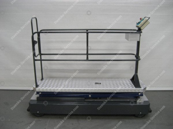 Buisrailwagen B550-3000 Berkvens | Afbeelding 3