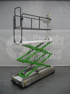 Pipe rail trolley GL2750-GL3000 Berkvens