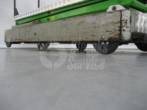 Buisrailwagen GL2750-GL3000 Berkvens   Afbeelding 6