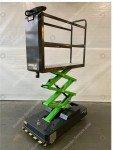 Buisrailwagen Control Lift 3000   Afbeelding 2