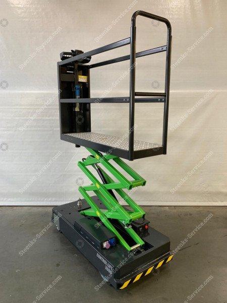Buisrailwagen Control Lift 3000   Afbeelding 6