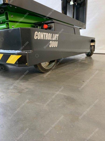 Buisrailwagen Control Lift 3000   Afbeelding 9