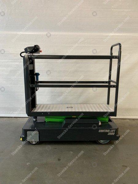 Rohrschienenwagen Control Lift 3000   Bild 3