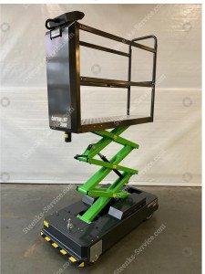 Rohrschienenwagen Control Lift 3000