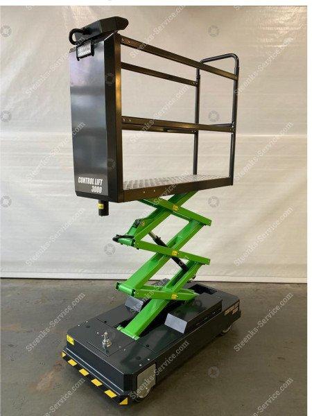 Pipe rail trolley Control Lift 3000