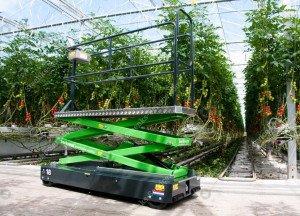 Buisrailwagen Greenlift GL3500