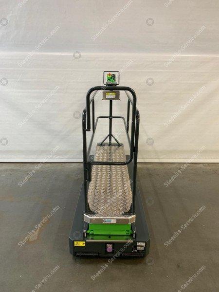 Buisrailwagen Greenlift GL3500   Afbeelding 4