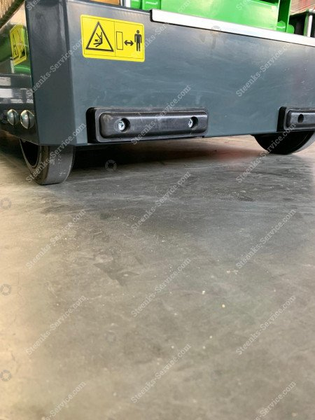 Buisrailwagen Greenlift GL3500 | Afbeelding 6