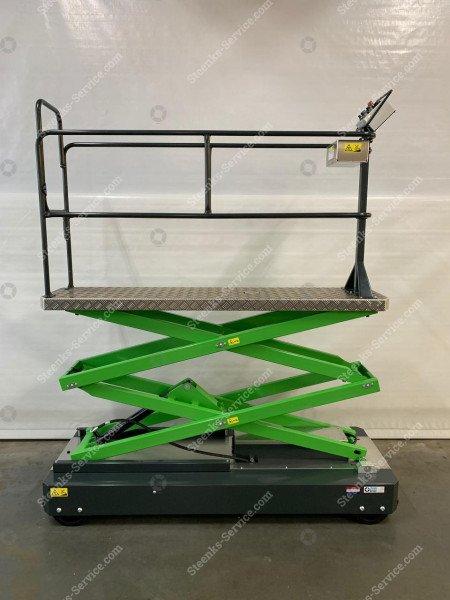 Buisrailwagen Greenlift GL3500   Afbeelding 10