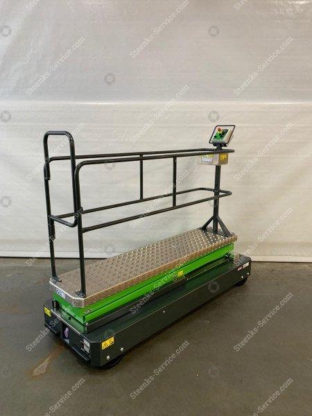 Pipe rail trolley Greenlift GL3500   Image 11