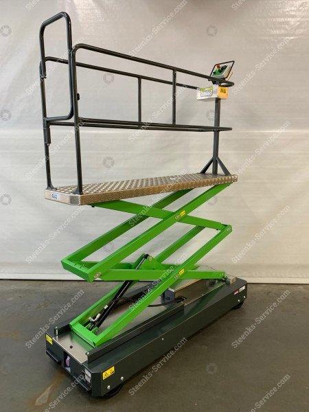 Pipe rail trolley PHC 3500 | Image 12