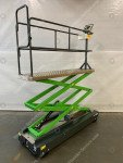 Pipe rail trolley Greenlift GL3500 | Image 12