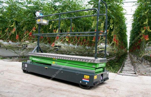 Buisrailwagen Greenlift GL3500 | Afbeelding 2