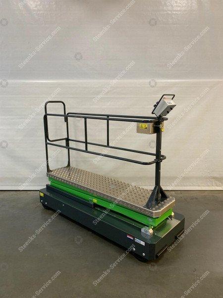 Buisrailwagen Greenlift GL3500   Afbeelding 7