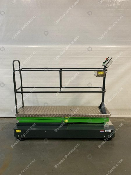 Buisrailwagen Greenlift GL3500   Afbeelding 9