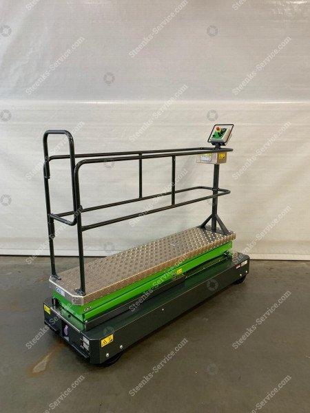 Buisrailwagen Greenlift GL3500   Afbeelding 11