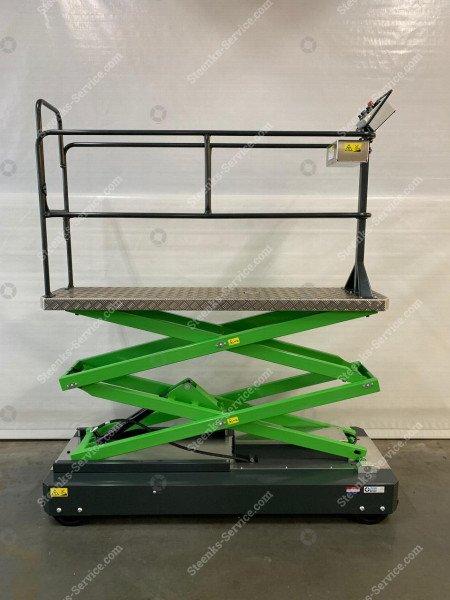 Rohrschienenwagen Greenlift GL3500 | Bild 10