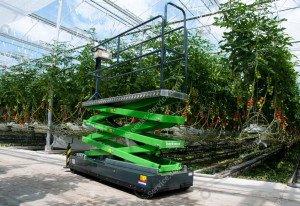Buisrailwagen Greenlift GL5000