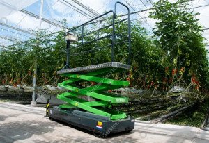 Pipe rail trolley Greenlift GL5000