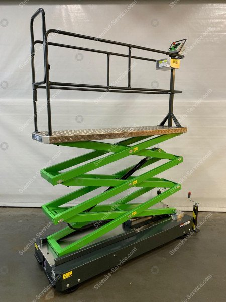 Pipe rail trolley Greenlift GL5000 | Image 7