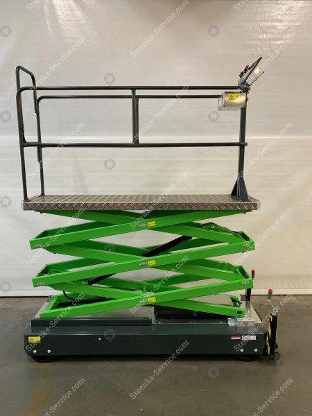 Rohrschienenwagen Greenlift GL5000   Bild 5