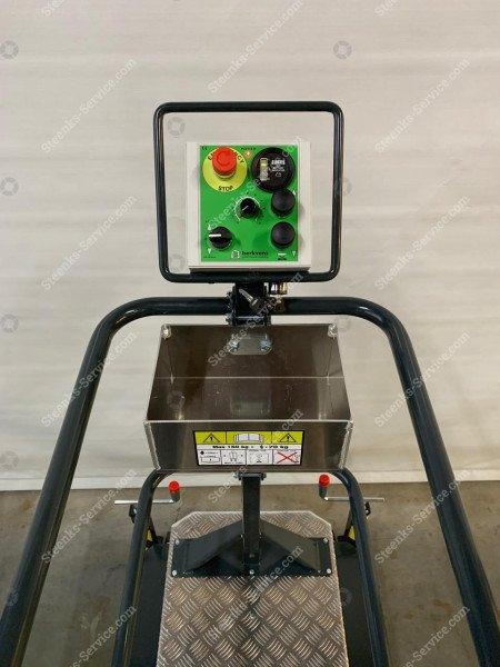 Rohrschienenwagen Greenlift GL5000   Bild 9